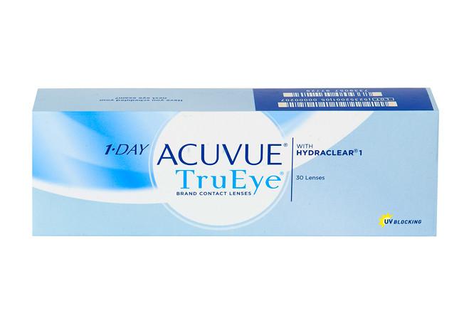 1 Day Acuvue Trueye 30