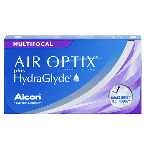 Air Optix Plus Hydraglyde Multifocal