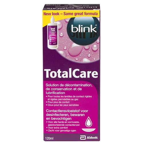 TotalCare Décontamination 120ml