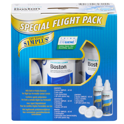 Boston Simplus Flight pack