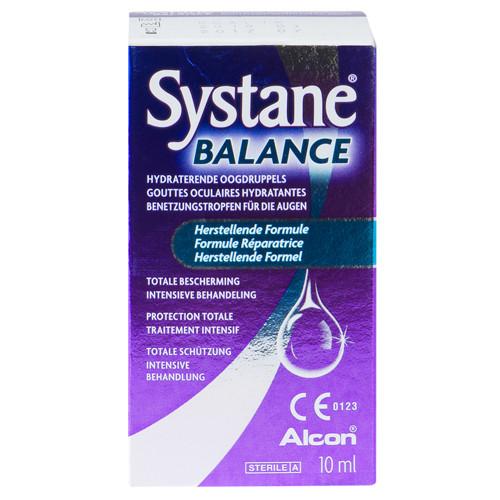 Gouttes lubrifiantes Systane Balance